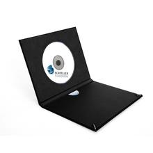Momentum DVD-Cover Akilea Bag 16x22 Gummi Leinen schwarz Produktbild
