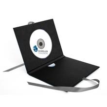 Momentum DVD-Cover Akilea Bag 16x22 Leinen grau Produktbild