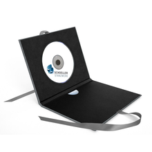 Momentum DVD-Cover Akilea Bag 16x22 Velours grau Produktbild