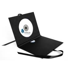 Momentum DVD-Cover Akilea Bag 16x22 Velours schwarz Produktbild