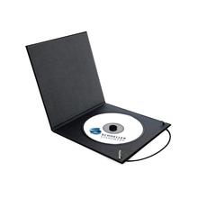 Momentum DVD-Cover Akilea Easy 16x16 Gummi Velours schwarz Produktbild