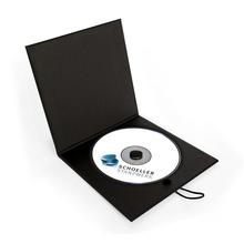 Momentum DVD-Cover Akilea Easy 16x16 Knopf Leinen schwarz Produktbild