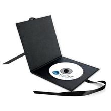 Momentum DVD-Cover Akilea Easy 16x16 Leinen schwarz Produktbild