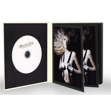 Momentum DVD-Cover + Leporello Akilea Lepo 16x22 Velours creme Produktbild