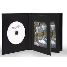 Momentum DVD-Cover + Leporello Akilea Lepo 16x22 Velours schwarz Produktbild