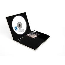 Momentum DVD-Cover Akilea Pocket 16x22 Gummi Leinen creme Produktbild