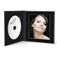 Momentum DVD-Cover + PP Akilea Portrait 16x16 Leinen grau Produktbild
