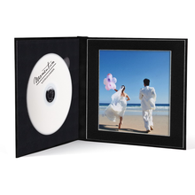 Momentum DVD-Cover + PP Akilea Portrait 16x16 Velours schwarz Produktbild