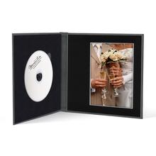 Momentum DVD-Cover + PP Akilea Portrait 22x22 Velours grau Produktbild