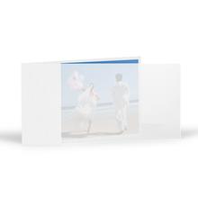 Momentum Designkarte Amilia 10x20q weissgold Produktbild