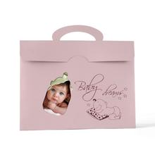 Momentum Kindermappe Baku 15x20 rosa Produktbild