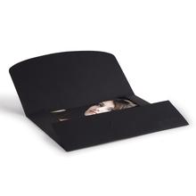 Momentum Einlegemappe Davin 16x23 schwarz Produktbild