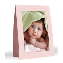 Momentum Passbildaufsteller Flippo 10x15 babyrosa Produktbild