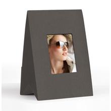Momentum Passbildaufsteller Flippo 6x9 grau Produktbild