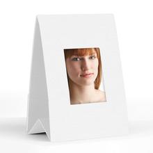 Momentum Passbildaufsteller Flippo 6x9 weiss Produktbild