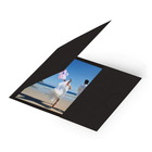 Momentum Passmappe GENT 7x9 Zino Black Produktbild