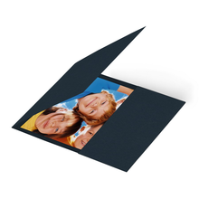 Momentum Passmappe GENT 7x9 Darkblue Produktbild