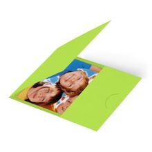 Momentum Passmappe GENT 7x9 Lime Produktbild