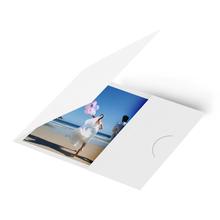 Momentum Passmappe GENT 7x9 Zino extreme White Produktbild