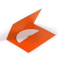 Momentum DVD-Hülle Neel 10x15 orange Produktbild