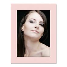 Momentum Passepartout 16x21 rosa mit Prägung Produktbild