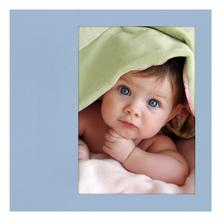 Momentum Passepartout 22x22 blau Produktbild