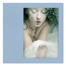 Momentum Passepartout 22x22 blau mit Prägung Produktbild