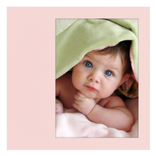 Momentum Passepartout 22x22 rosa Produktbild