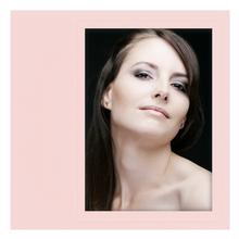 Momentum Passepartout 22x22 rosa mit Prägung Produktbild