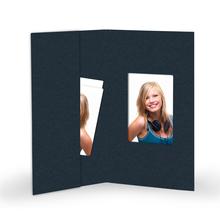 Momentum Passbildmappe Passport 6x9.5 Darkblue - AUSLAUFPRODUKT Produktbild