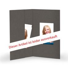 Momentum Passbildmappe Passport 6x9.5 zino gray - AUSLAUFPRODUKT Produktbild