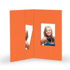 Momentum Passbildmappe Passport 6x9.5 orange - AUSLAUFPRODUKT Produktbild