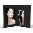 Momentum Portraitmappe 13x18 schwarz Produktbild