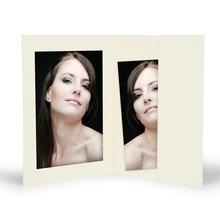 Momentum Portraitmappe 20x30 creme Produktbild
