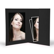 Momentum Portraitmappe 20x30 schwarz Produktbild