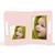 "Momentum Fototasche mit Griff ""Uma"" 13x18 babyrosa Produktbild Front View 2XS"