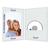 Individuell bedruckbare DVD/CD Fotomappe für 15x20 cm - 4-farbig bedruckbar - 100 Stück Produktbild Front View 2XS