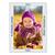 Individuell bedruckbares Einzelpassepartout für 20x30 cm - 4-farbig bedruckt - mit Rückwand - 100 Stück Produktbild Front View 2XS