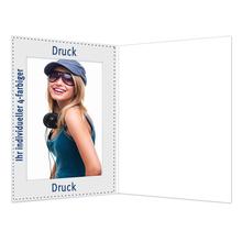 Individuell bedruckbare Eventmappe ohne Tasche für 15x20 cm - 4-farbig bedruckbar - 100 Stück Produktbild